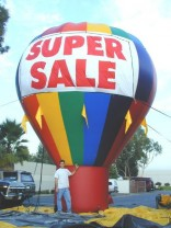 Inflatable Outdoor Advertising Balloons | Canada Ad Balloons