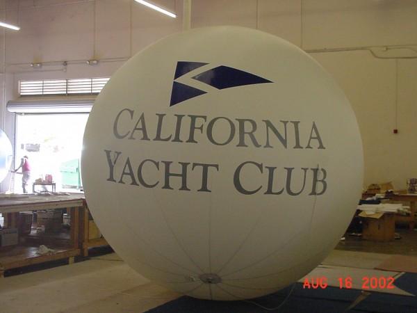 Helium Sphere Ball