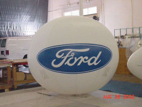 Ford Sphere Balloon