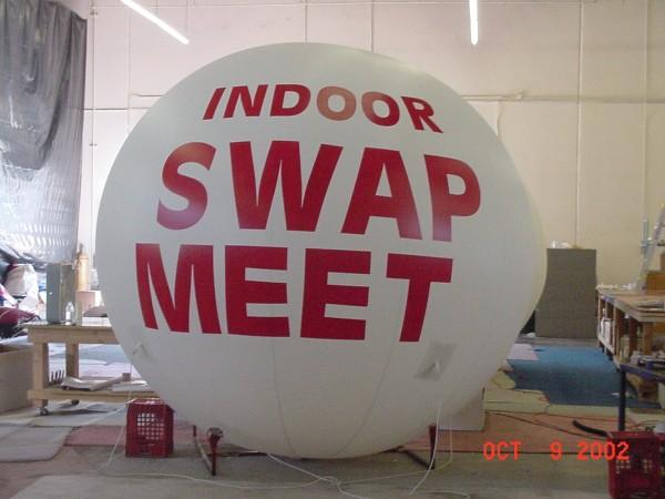 Swap Meet Balloon