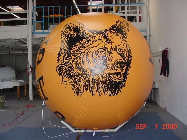 Advertising Spheres