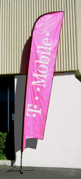 Advertising Promo Flags