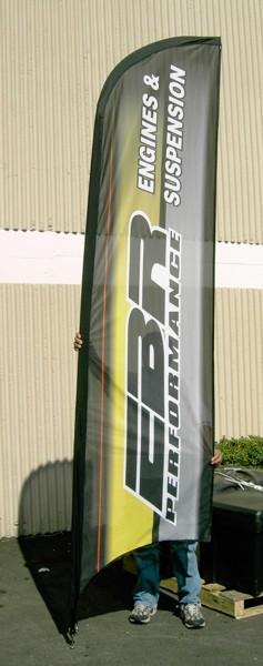 Advertising Pole