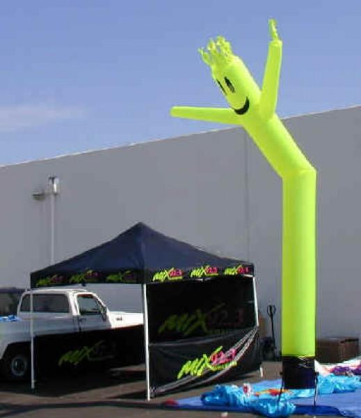 Sky Puppet Dancer
