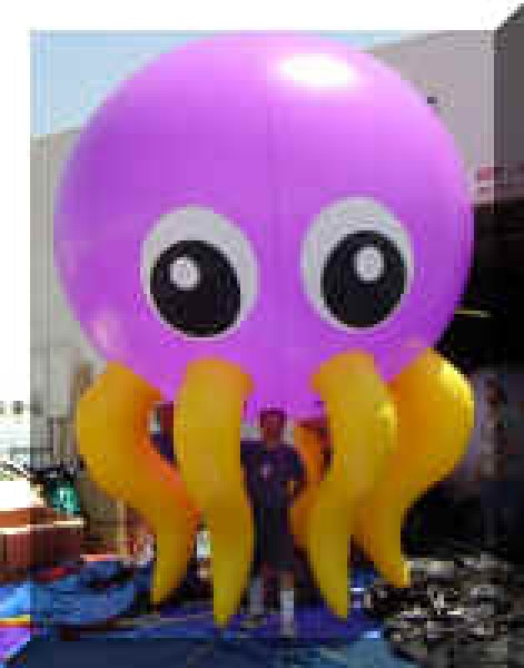 Octopus Inflatable
