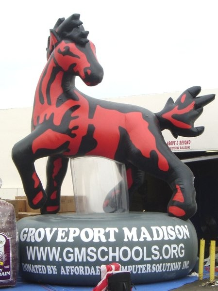 Horse Inflatable
