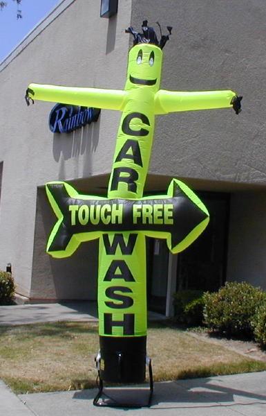 Car Wash Arrow Dancer