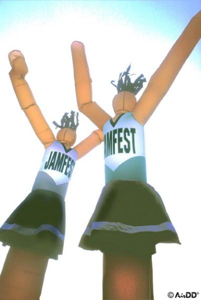 Dance Cheerleaders