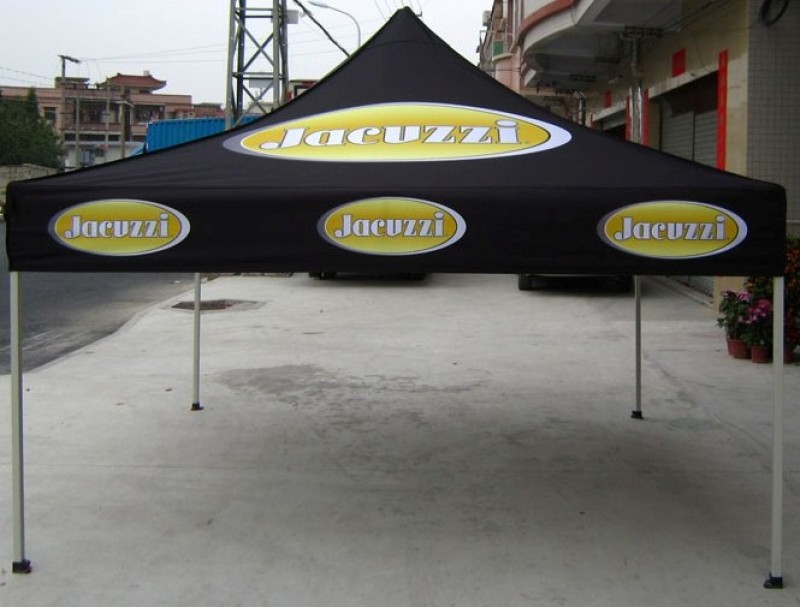 canopy logo tent
